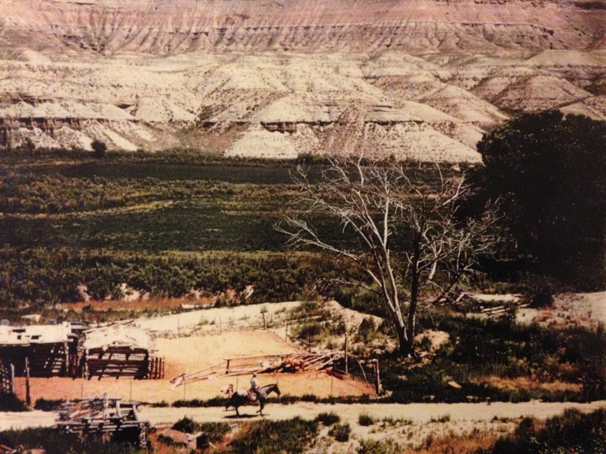 Willow Creek Cyn 1975