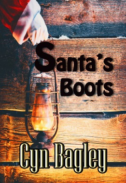 Santasboots cover 2017